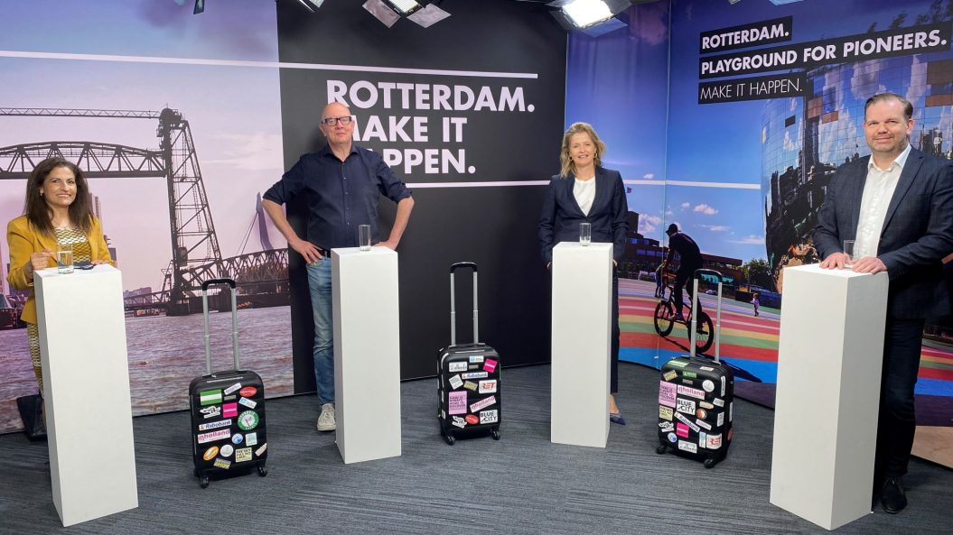 Inholland is partner van 'Rotterdam Make It Happen'
