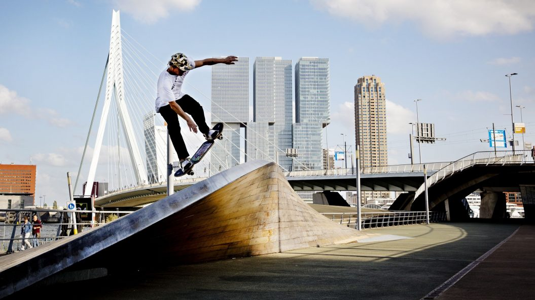 Posterzine Urban Leisure & Tourism Lab Rotterdam