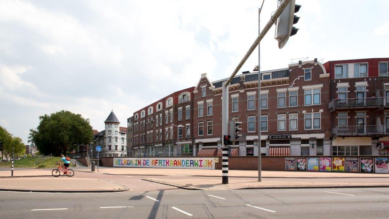 Afrikaanderwijk betrekkken bij hybride evenementen